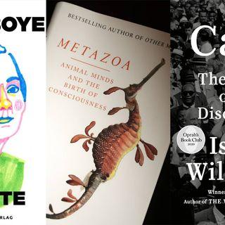 Sommarläsning: Tre böcker, tre läsare och många filosofiska tankar