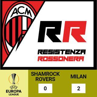 S02 - E01 - Shamrock Rovers - Milan 0-2, 17/09/2020