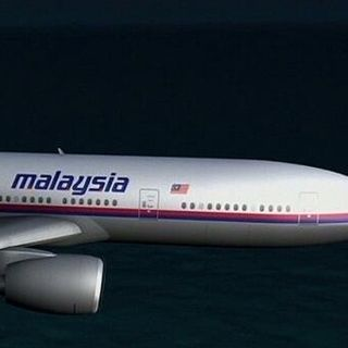 Could you end up on a Malaysia FL370?