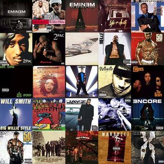 Episode 97 -The Robbie.G Show Top 25 Hip Hop Songs Of All Time!