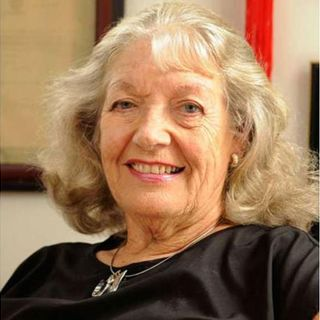 Mitchell Rabin Interviews Evolutionary Economist Hazel Henderson:  Green Economy