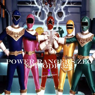 Power Rangers Zeo | Episode 322