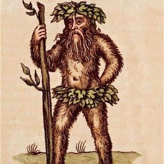 Episode 31: Woodwose, Hairy Man-Beast