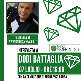 Dodi Battaglia | Intervista