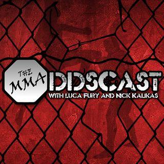 The MMA OddsCast: UFC 168