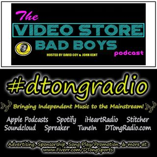 Top Indie Music Artists on #dtongradio - Powered by Video Store Bad Boys podcast
