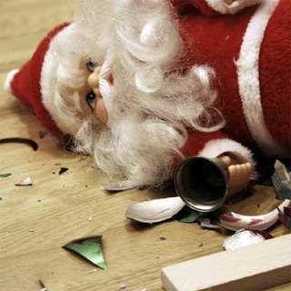 Christmas Tree Catastrophe