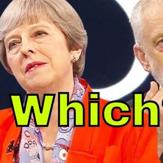Corbyn vs May: the election choice from hell