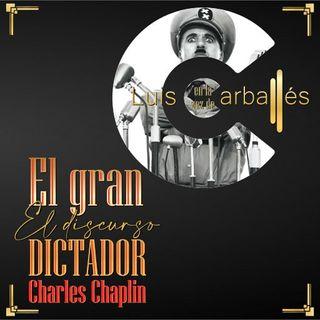 """Discurso de """"El gran dictador"""" de Charles Chaplin"""