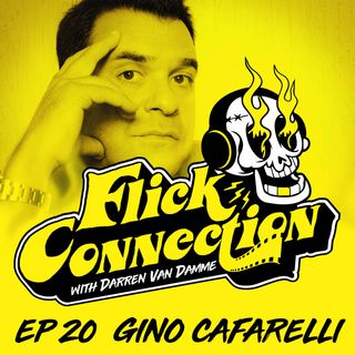 Ep. 20 - Gino Cafarelli (The Irishman, Cruise, Boardwalk Empire, Big Fan)
