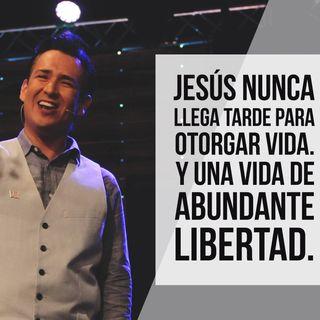 Jesús nunca llega tarde | (Audio/Predicación)