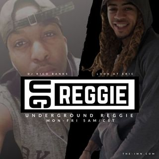 2021 Vision: Underground Reggie Episode 2 Introducing Look At Eric