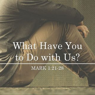 Follow Me - What Have You to Do with Us?
