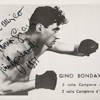 Camp.Europeo It. 1941-45 piuma-gallo  Gino Bondavalli