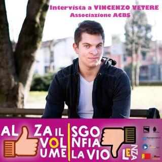AlzailVolume#1. La 1B #Scuola Media Giuseppe Dozza di Bologna intervista Vincenzo Vetere