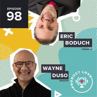 Wayne Duso, VP at Amazon Web Services: customer-centric culture