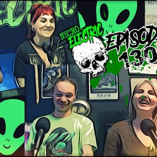 Necro Electric EP 130 | Hunting Bears with guest Homie Brandon and  Chelsi Aiken