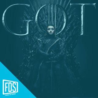 FDS ¿Dónde están mis dragones?: Arya Stark(ep.6)