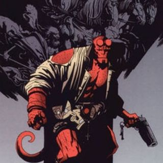 Hero Heads Podcast - Hellboy