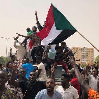 Sudanese Arab Spring:  Abortive