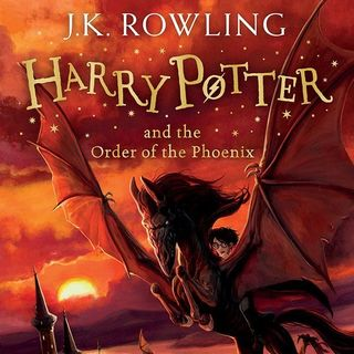 Harry Potter And The Order Of The Phoenix Audiobook Chapter 13