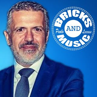 Bricks & Music con Paolo Leccese