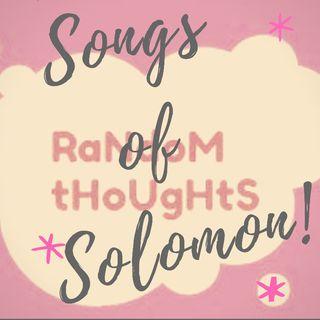 Songs Of Solomon