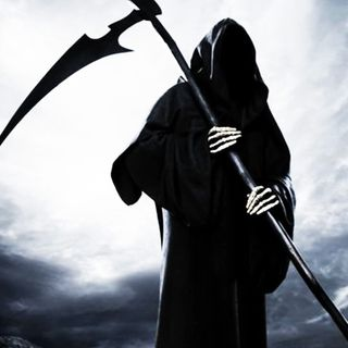 Real and Scary Encounters with the Grim Reaper