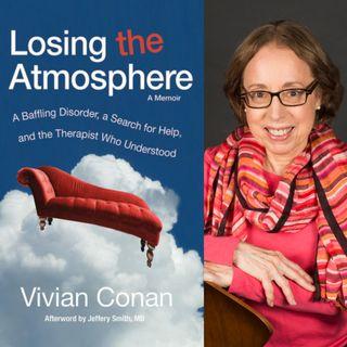 Losing the Atmosphere - Author Vivian Conan on Big Blend Radio