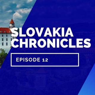 Episode 12 - InterNations Slovakia with Diego Loyola