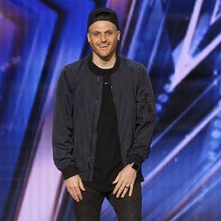 Episode #116: Magician Dustin Tavella TALKS 'AGT' Audition