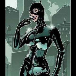 A PSYCHOLOGICAL LOOK AT CATWOMAN