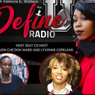 """The Hot Seat"" Topic: Depression with co-host Lyvonne and Shannon"