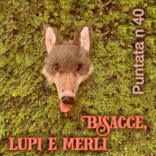 Puntata 40 - Bisacce, lupi e merli