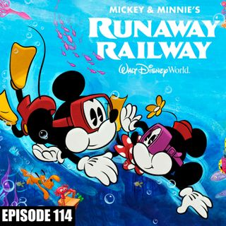 Mickey & Minnie's Runaway Railway Preview, Star Wars: Galactic Starcruiser, Remy Hard Hat Tour, Disney's Riviera Resort