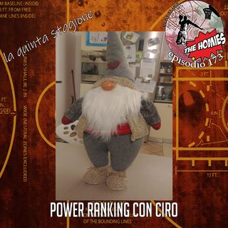 TH173 - Power ranking con Ciro