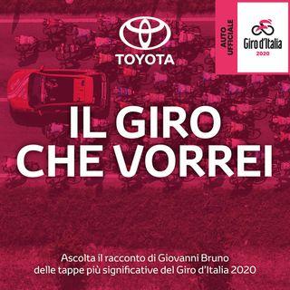 """Toyota presenta """"Il Giro che vorrei"""""""