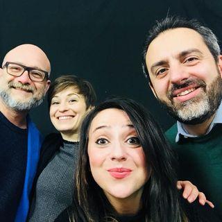 2 x 16 Push Up Comedy , seconda stagione : in studio l'associazione Connessioni Teatro !