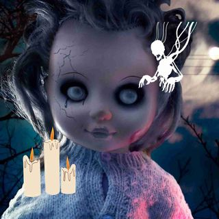 The Haunted Doll Horror Trope - Can Dolls And Objects Really Be Haunted? w/Salsido Paranormal