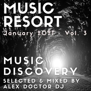 #83 - Music Resort - January 2021 vol. 3