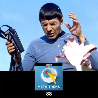 Meta Treks : 88: Spock's Altered States of Consciousness