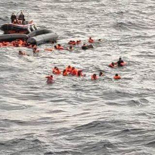 Migranti, aperta inchiesta sulla morte del neonato annegato nel Mediterraneo