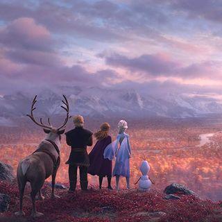 Hay trailer de Frozen 2, pues hagamos lista de Frozen