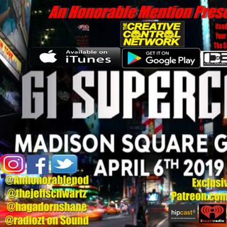 A Grade 1 Episode: G1 Supercard