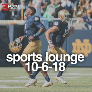 The 3 Point Conversion Sports Lounge- College QB Carousel, NFL (2017 QB Draft Class), MLB (Underrated Brewers), Truth Behind Injuries