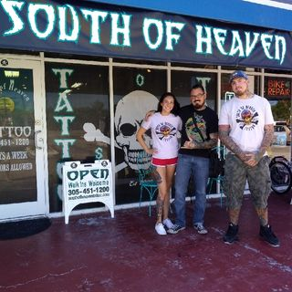 Episode 166 South of Heaven Tattoo
