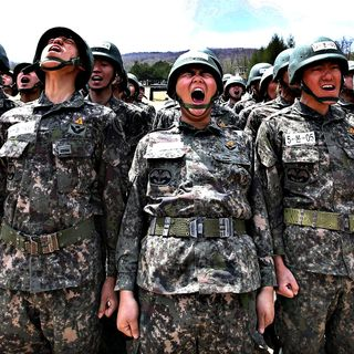 Cold War Radio - CWR#456 North Korean Soldiers Face Death Penalty for Mocking Kim Jong-Un