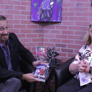 It's a Beautiful Day With Romance Author Debra Parmley: an interview on the Hangin With Web Show