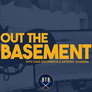 Out The Basement Podcast | Episode 5 - Lyndsey D'Arcangelo