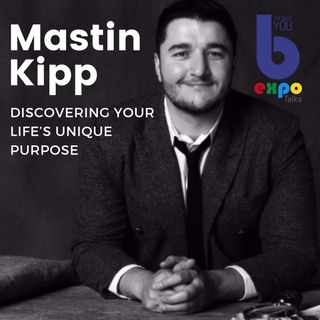 Mastin Kipp at The Best You EXPO